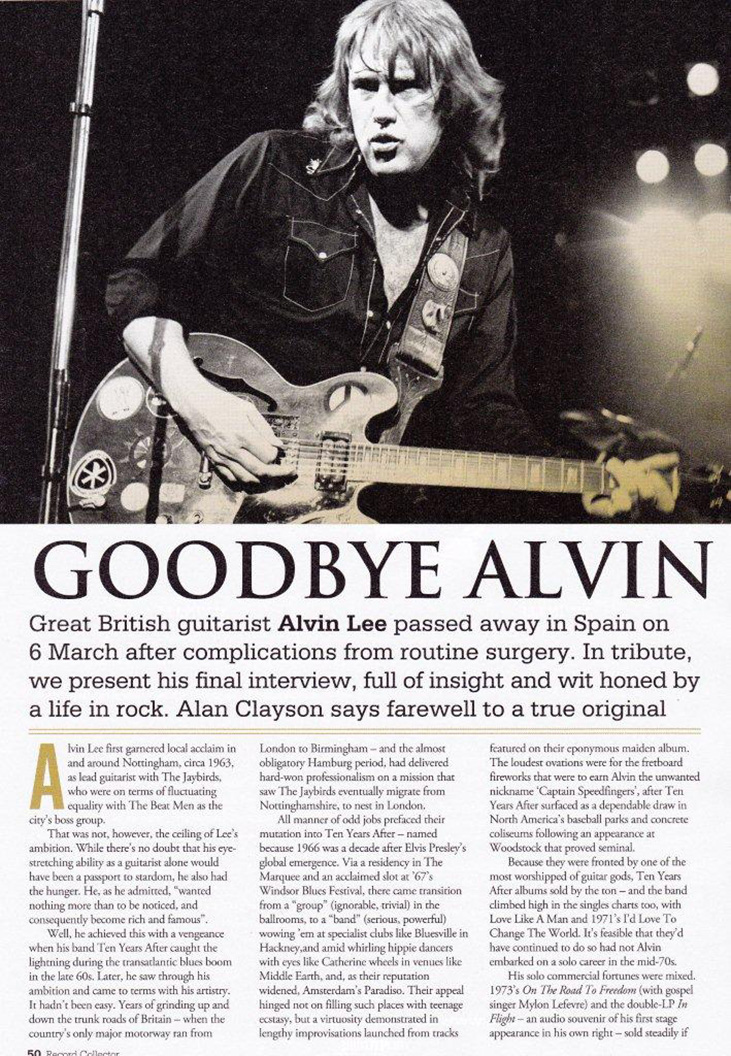 Alvin-Lee-interview-page-1-Record-Collector-April-2013