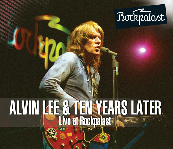 Alvin Lee – Live at Rockpalast