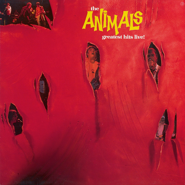 Animals, The – Greatest Hits Live
