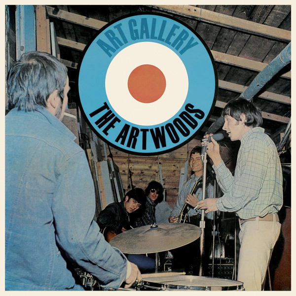The Artwoods – Art Gallery