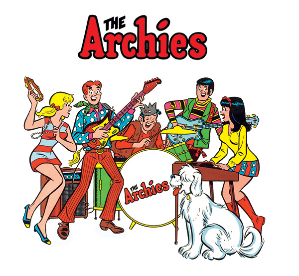 Archies, The – The Archies (1st Album)
