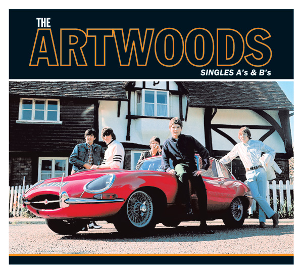 Artwoods – The Singles A's & B's