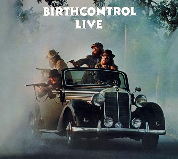 Birth Control – Live