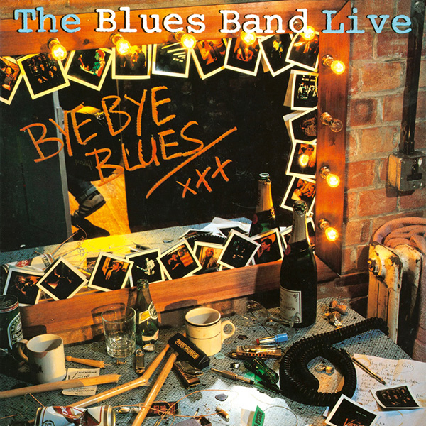Live - Bye Bye Blues