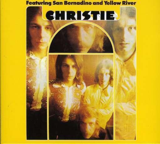 Christie Featuring San Bernadino and Yellow River