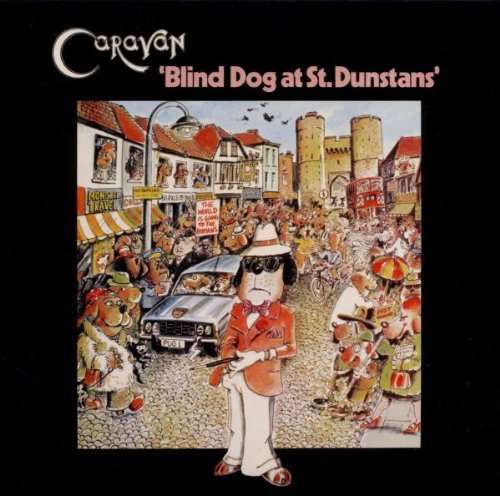 Blind Dog at St Dustan's