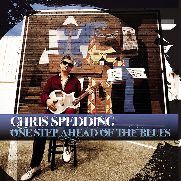 Chris Spedding – One Step Ahead of the Blues