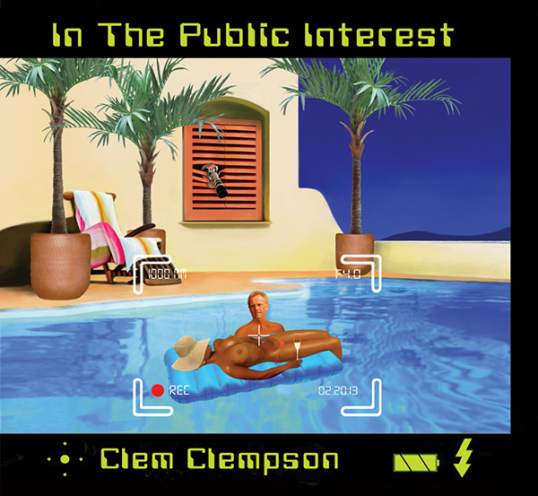 Clem Clempson – In the Public Interest
