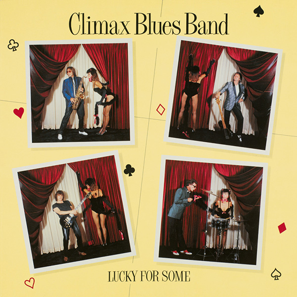 Climax Blues Band – Lucky for Some