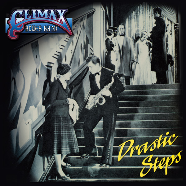 Climax Blues Band – Drastic Steps