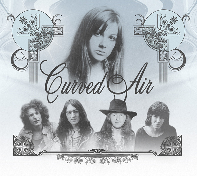 Curved Air – Retrospective Anthology 1970 – 2009