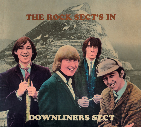 Downliners Sect – The Rock Sect's In