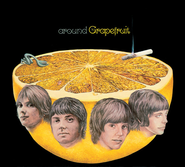 Grapefruit – Around Grapefruit