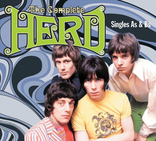 The Complete Herd - Singles As & Bs