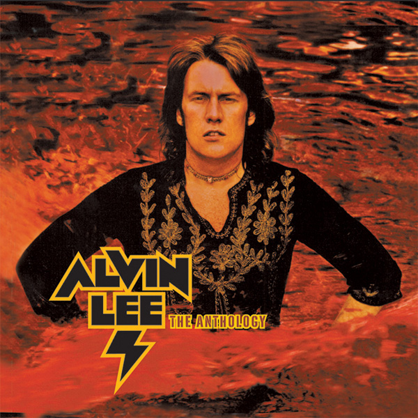 Alvin Lee – The Anthology
