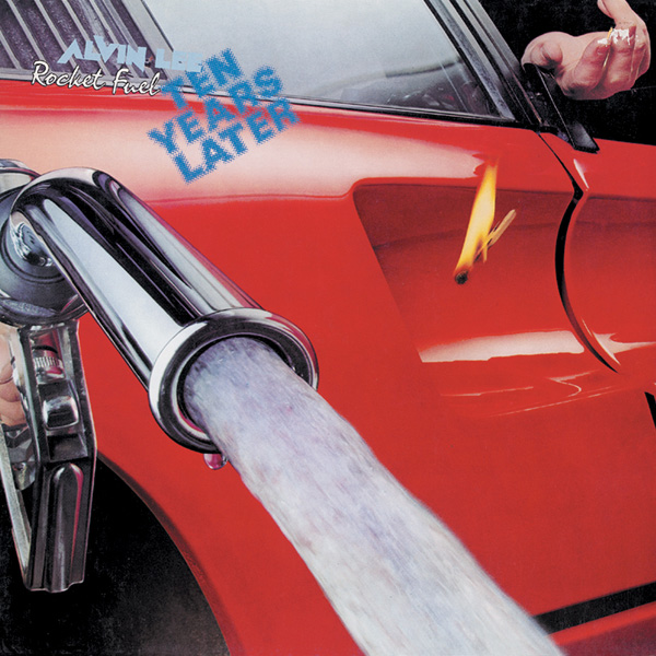 Alvin Lee – Rocket Fuel
