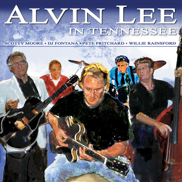Alvin Lee in Tennessee