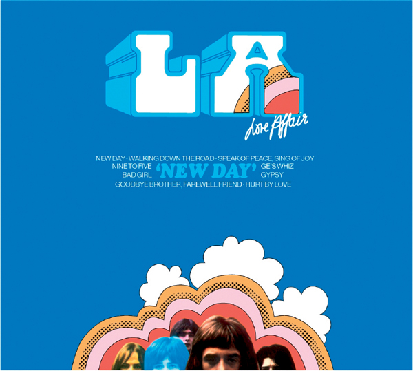 Love Affair – New Day