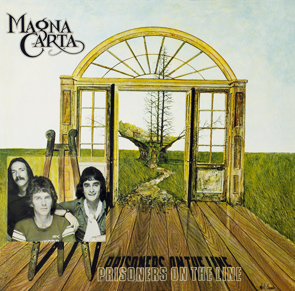Magna Carta – Prisoners On the Line