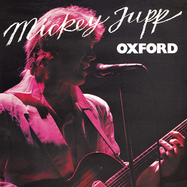 Mickey Jupp – Oxford