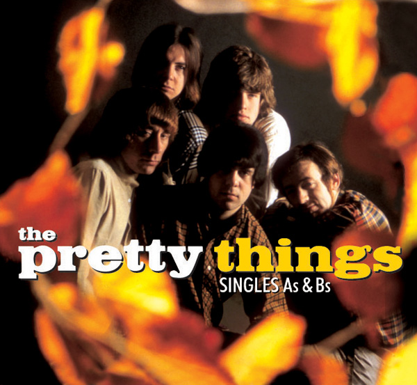 Pretty Things, The – Singles As & Bs