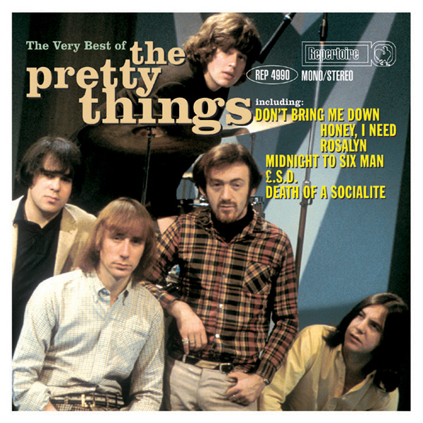 Pretty Things, The – The Very Best of