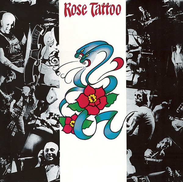 Rose Tattoo – Rose Tattoo