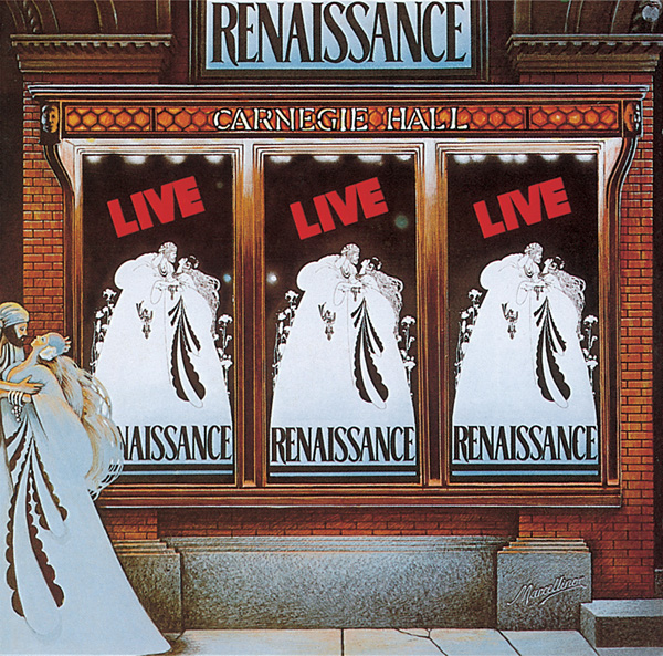 Renaissance – Live At Carnegie Hall