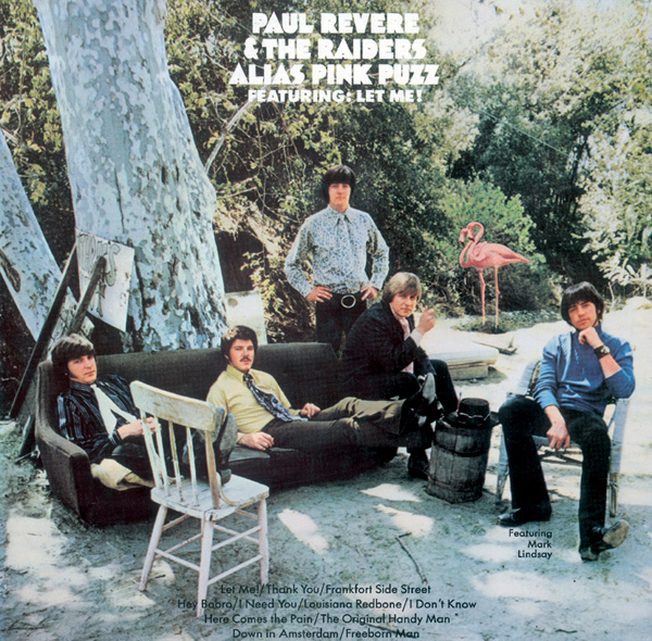 Paul Revere & The Raiders – Alias Pink Fuzz