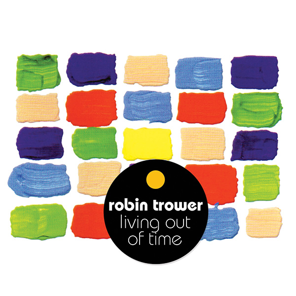 Robin Trower – Living Out Of Time LP