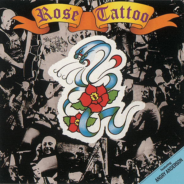 Rose Tattoo – Rock'N'Roll Outlaw
