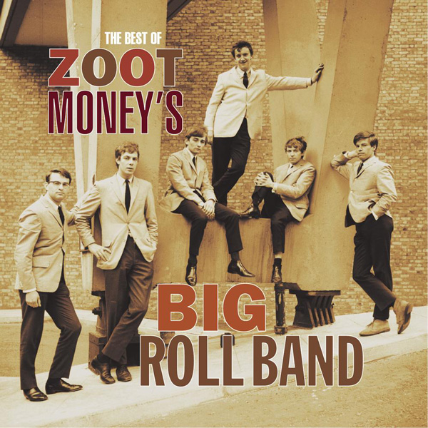 Zoot Money's Big Roll Band – The Best of