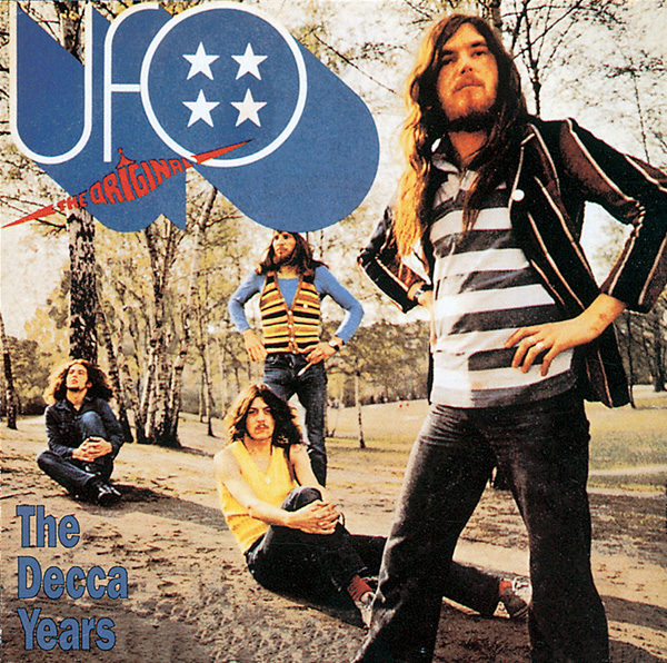 UFO – The Decca Years