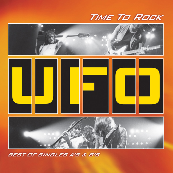 UFO – Time to Rock: Best of Singles A's & B's