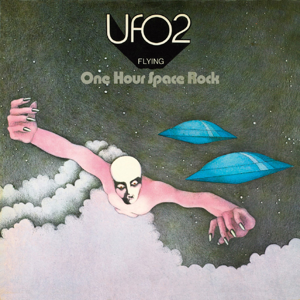 UFO – UFO2: Flying – One Hour Space Rock