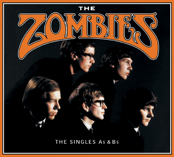 Zombies, The – Singles As & Bs