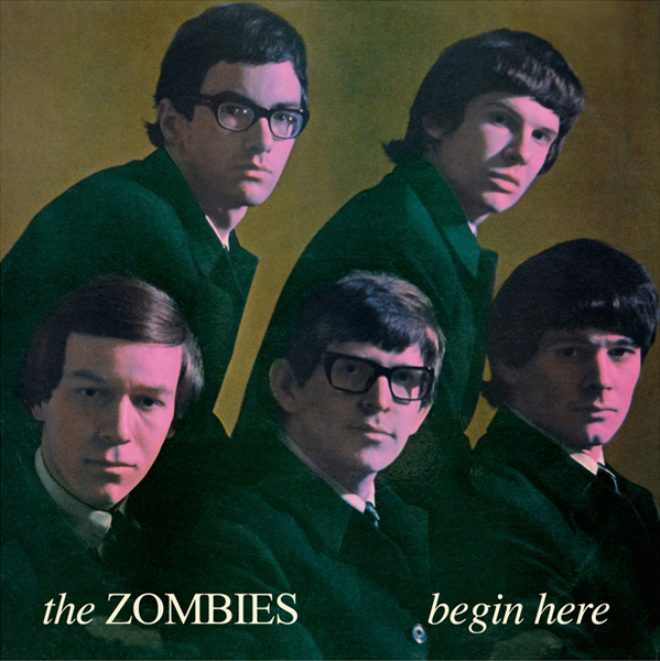 Zombies The Begin Here Repertoire Records