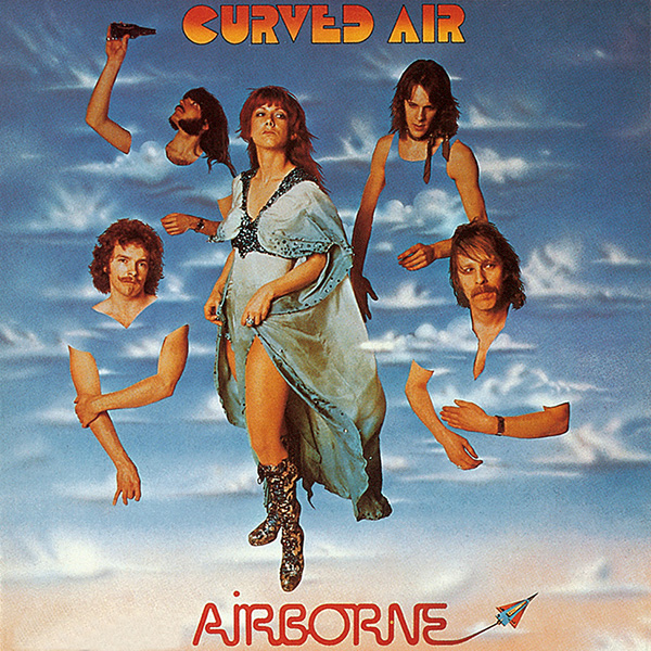 Curved Air – Airborne