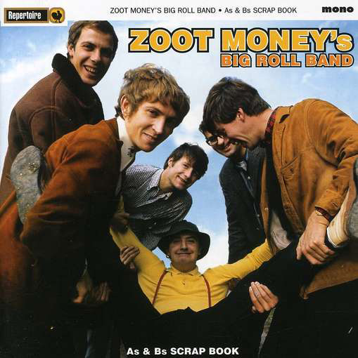 Zoot Money's Big Roll Band – As & Bs Scrapbook