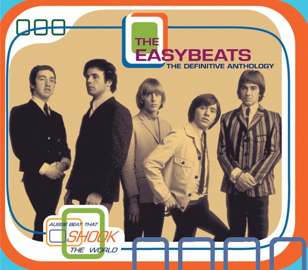 Easybeats, The – Aussie Beat that Shook the World
