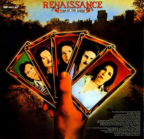 Renaissance – Turn of the Cards