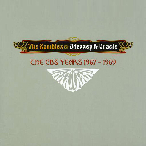 Zombies The Odyssey Amp Oracle Repertoire Records