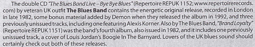 The-Blues-Band-Blues-News-April-2013