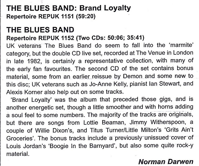 The-Blues-Band-Blues-&-Rhythm-magazine-April-2013