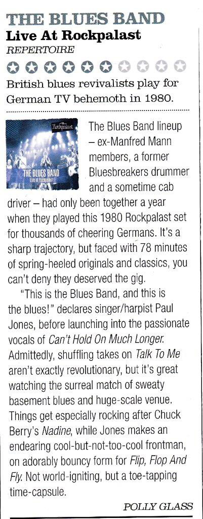 The-Blues-Band-Classic-Rock-Blues-Issue-8-August-2013