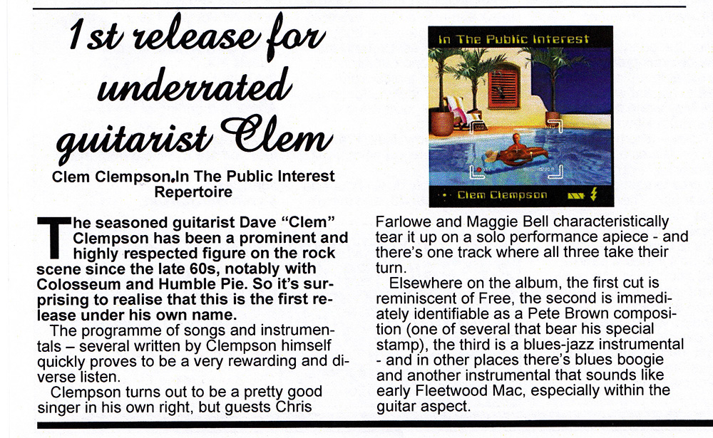 Clem-Clempson---The-Beat---Nov-2013