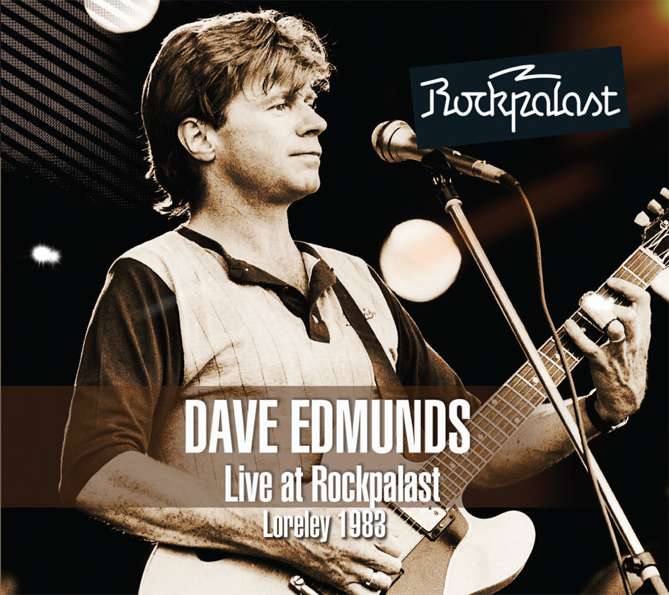 DAVE EDMUNDS Live At Rockpalast Loreley 1983