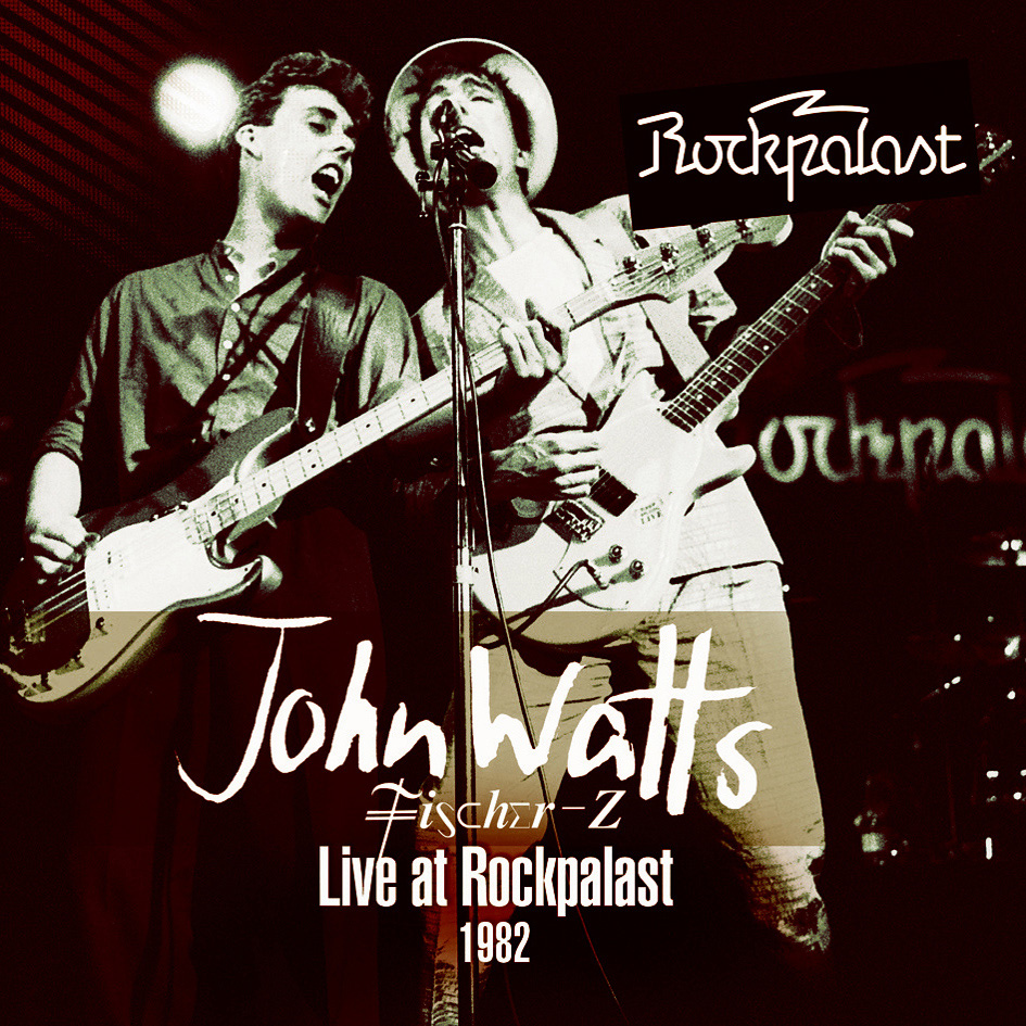 John Watts – Live at Rockpalast