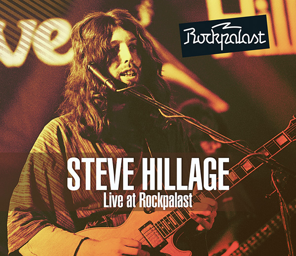 Steve Hillage – Live at Rockpalast