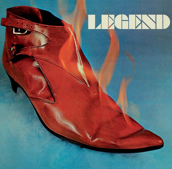 Legend – Legend (aka 'Red Boot') LP